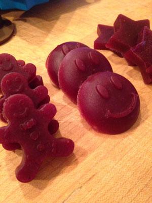 Triple Berry Gummies